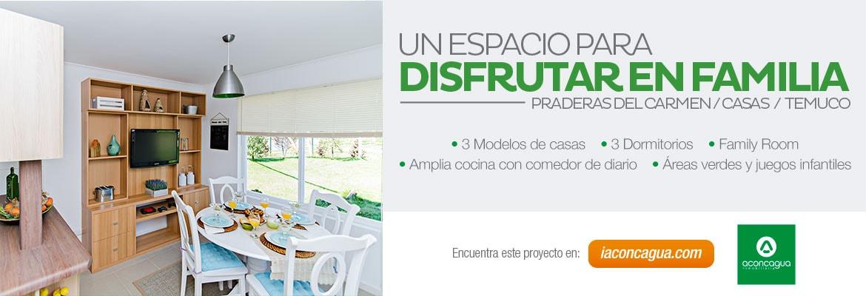 Banner Praderas del Carmen Casas TOCTOC.com