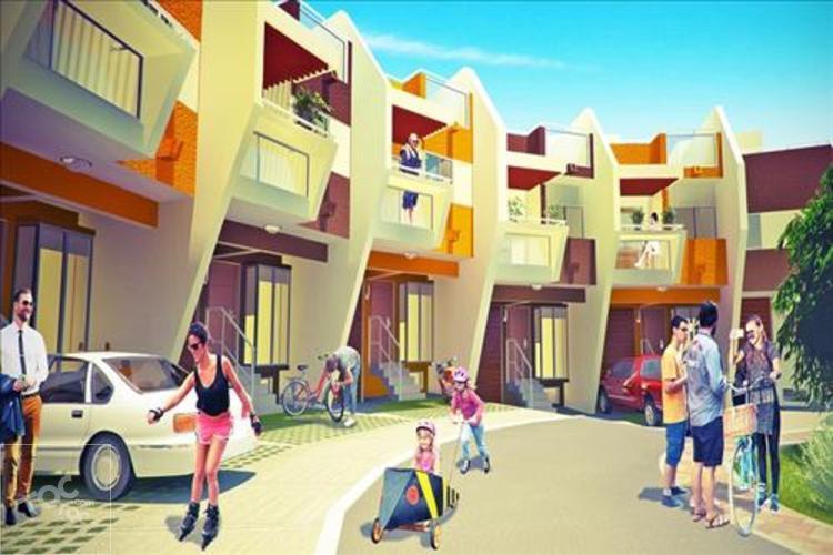 Condominio Solsticio Inteligente Sustentable