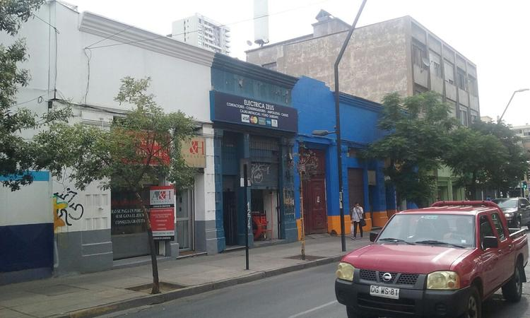 SAN PABLO 1268, Santiago