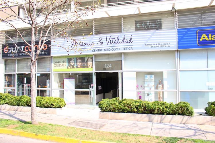 Venta de Local Comercial full equipado en Nueva Las Condes