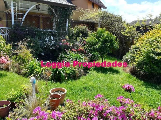 PRECIOSA Y MAJESTUOSA CASA EN LAS LOMAS DE SAN ANDRES - Concepción