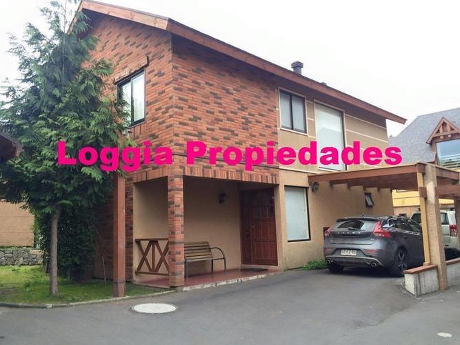 PRECIOSA Y GRANDE CASA EN VALLE ESCONDIDO PAICAVI - Concepción