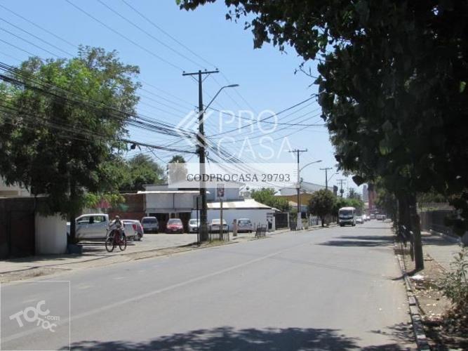 Av Cachapoal /  Bulnes /  Casa de La Cultura de Rancagua/Millan / Población Rancagua Sur
