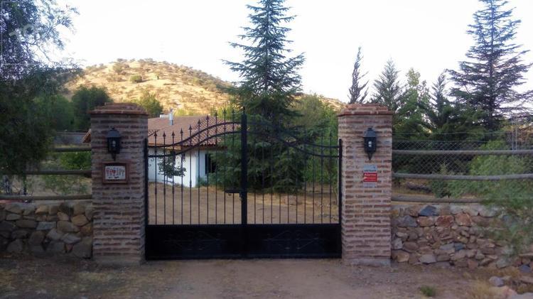 E-821 10, parcela, Rinconada