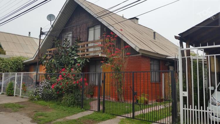 Casa en La Florida cerca de Metro San José de la Estrella