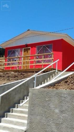 Cabañas Full Equipadas, Estacionamiento, Terraza con Vista al Mar