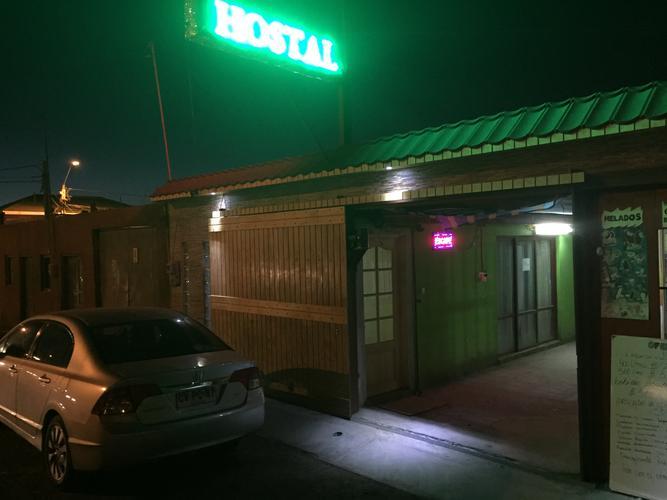 HOSTAL PRAT  2076, Calama
