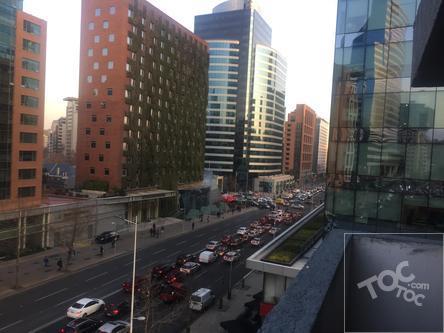 Centro Financiero de Santiago - Portada de Vitacura