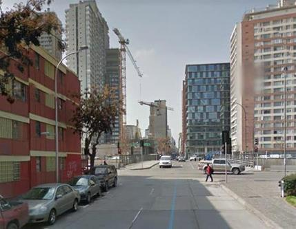 Santiago Centro, Moneda / Av. Manuel Rodriguez  Región Metropolitana de Santiago