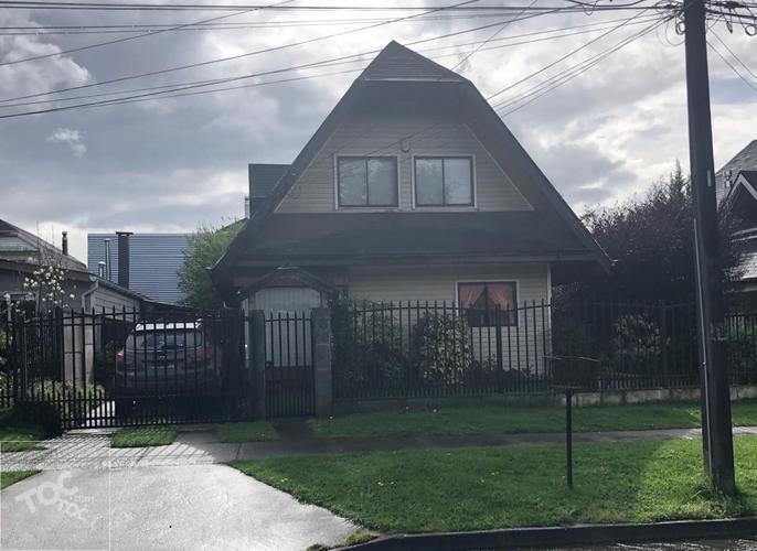 Casa en Av. Diego de Almagro, Osorno