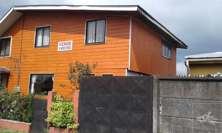 Se vende amplia y cómoda casa en el sector de Rahue Alto, Osorno