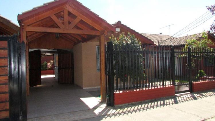 Angel Pimentel / Av. Mexico. Puente Alto