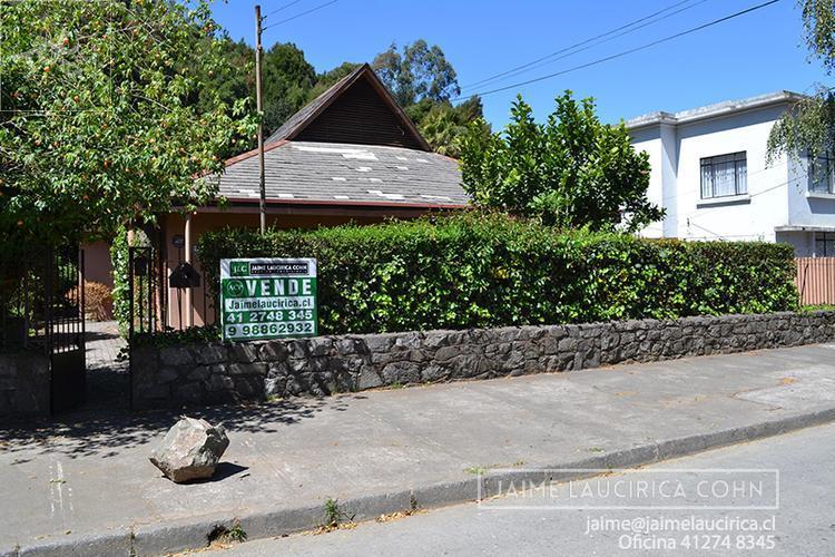 Casa con eventual destino comercial, Avda Francesa, Pedro de Valdivia, Concepción.