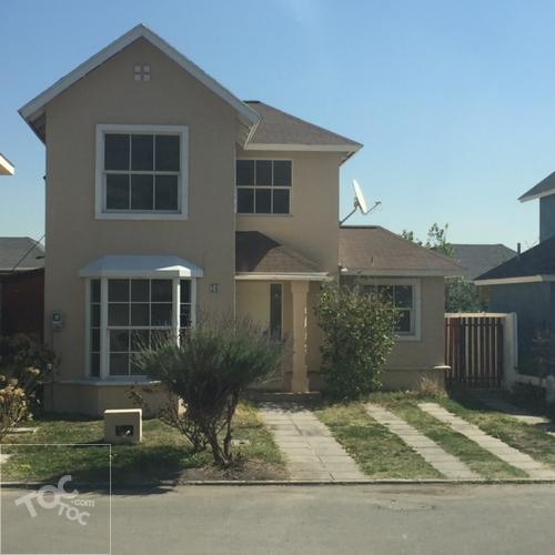 Casa en CAMINO DEL ACUEDUCTO 4270, CS 26, Puente Alto