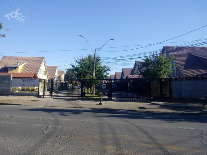 Metro Rojas Magallanes - Av Vicuña Mackenna/Manutara
