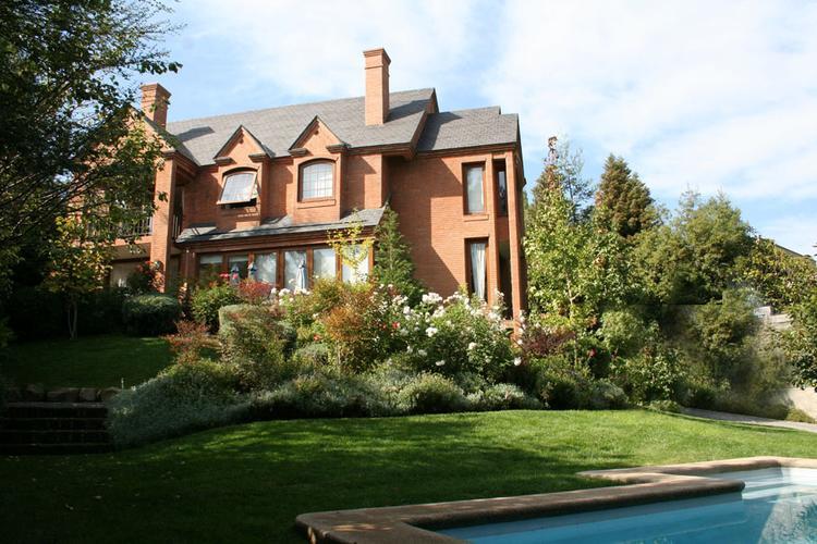 Estupenda casa estilo inglés