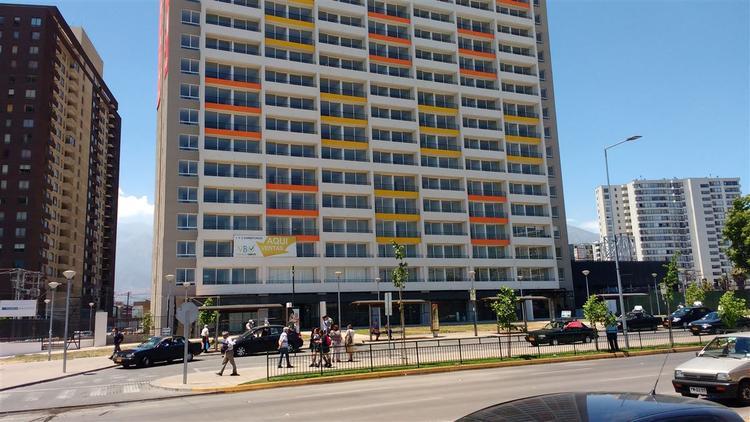 Avenida Vicuña Mackenna 7492 con calle nueva