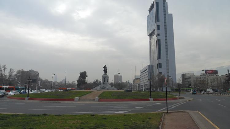 Plaza Italia - Edificios Turri