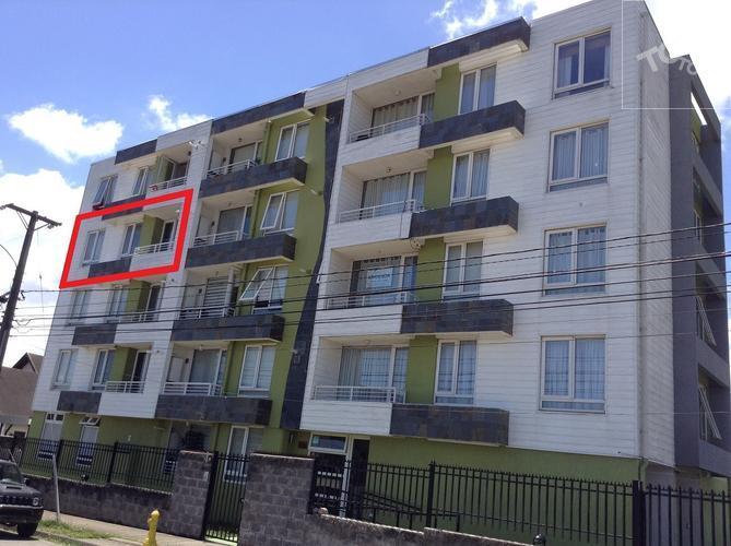 Arriendo departamento sector Lomas de San Sebastián Concepción