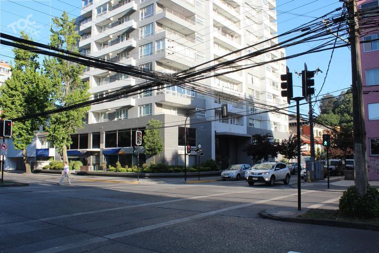 Departamento  Concepción, cerca U.de c.,2 dormitorios, 2 baños, estacionamiento