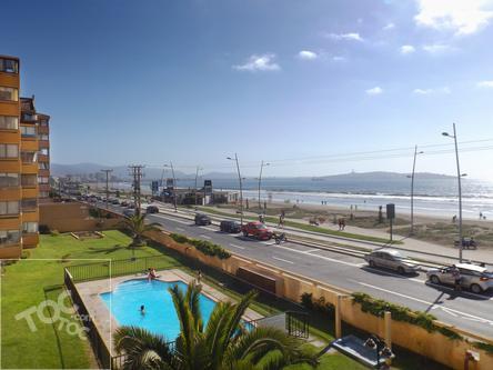 Departamento La Serena Vista al Mar Arriendo Diario