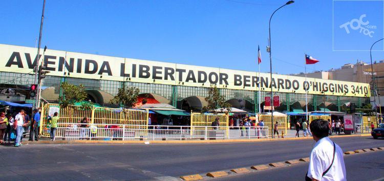 """LIBERTADOR BERNARDO O""""HIGGINS 3410, Estación Central"""