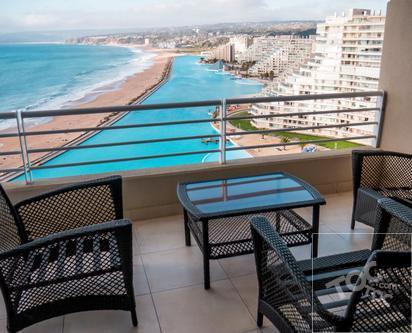 San Alfonso del Mar. Hermosa vista. Dos habitaciones.
