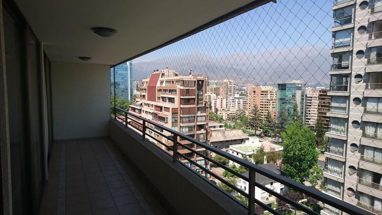 Departamento en Arriendo, 3D/2B Excelente ubicación Las Condes