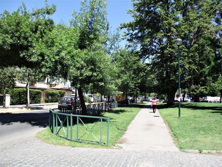 Plaza Eusebio Lillo / Eduardo Castillo Velasco