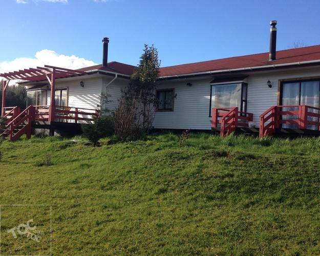 Vende Casa campestre en parcela cerca de Osorno