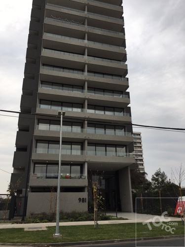 Departamentos en Arriendo 1D + 1B / Varas Mena, San Miguel