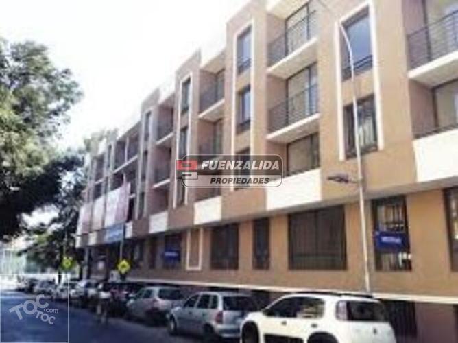 Barrio Yungay - Metro Quinta Normal