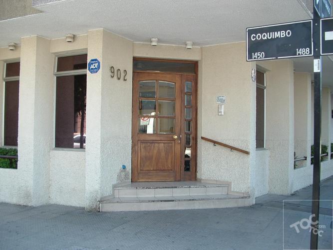 Arrienda departamento San Ignacio/ 902, santiago