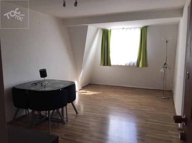 Departamento 1 dormitorio, Plaza Ñuñoa / 1 Estacionamiento