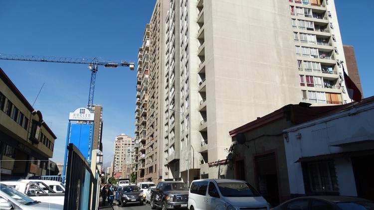Departamento en Arriendo Santiago Centro