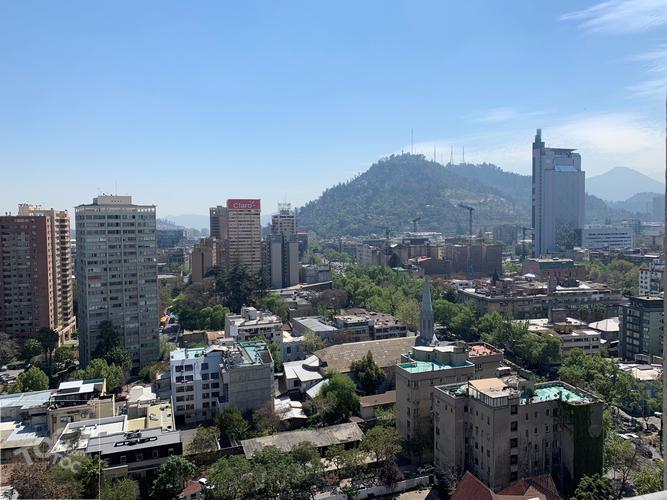 Espectacular Loft con maravillosa vista al San Cristóbal