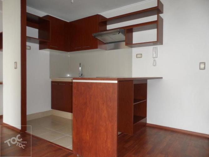 Santiago Centro - 2 Dormitorios 1 Baño Con Estacionamiento - Metro Santa Isabel